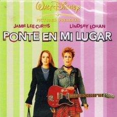 Cine: DVD PONTE EN MI LUGAR JAMIE LEE CURTIS (PRECINTADO). Lote 98990667