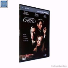 Cine: CASINO / UNIVERSAL 1995 / PELÍCULA DVD 2005. Lote 99054051
