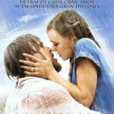 Cine: DVD DIARIO DE NOA RYAN GOSLING . Lote 99119543