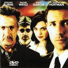 Cine: DVD CONFIDENCE EDWARDS BURNS . Lote 99119695