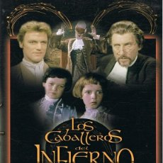 Cine: DVD LOS CABALLEROS DEL INFIERNO PETER CUSHING . Lote 99120835