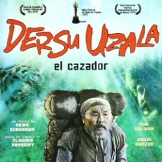 Cine: DERSU UZALA (EL CAZADOR) * ED.E. COLECCIONISTA *DE AKIRA KUROSAWA * EN ESPAÑOL ** NUEVA Y PRECINTADA. Lote 99152063