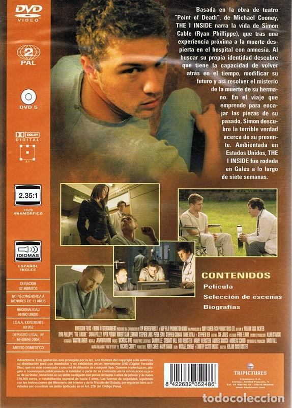 Cine: DVD EL DESPERTAR RYAN PHILLIPPE - Foto 2 - 99152307