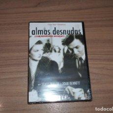 Cine: ALMAS DESNUDAS DVD JAMES MASON NUEVA PRECINTADA. Lote 104398944