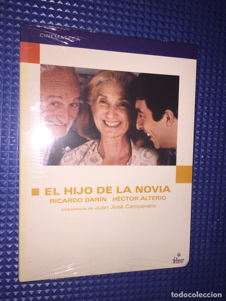EL HIJO DE LA NOVIA (Cine - Películas - DVD)