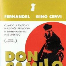 Cine: DVD DON CAMILO . Lote 99341627