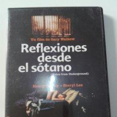 Cine: REFLEXIONES DESDE EL SÓTANO. Lote 99359970