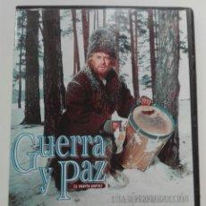 Cine: GUERRA Y PAZ. Lote 99362443