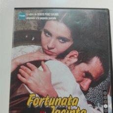 Cine: FORTUNATA Y JACINTA. Lote 99362583