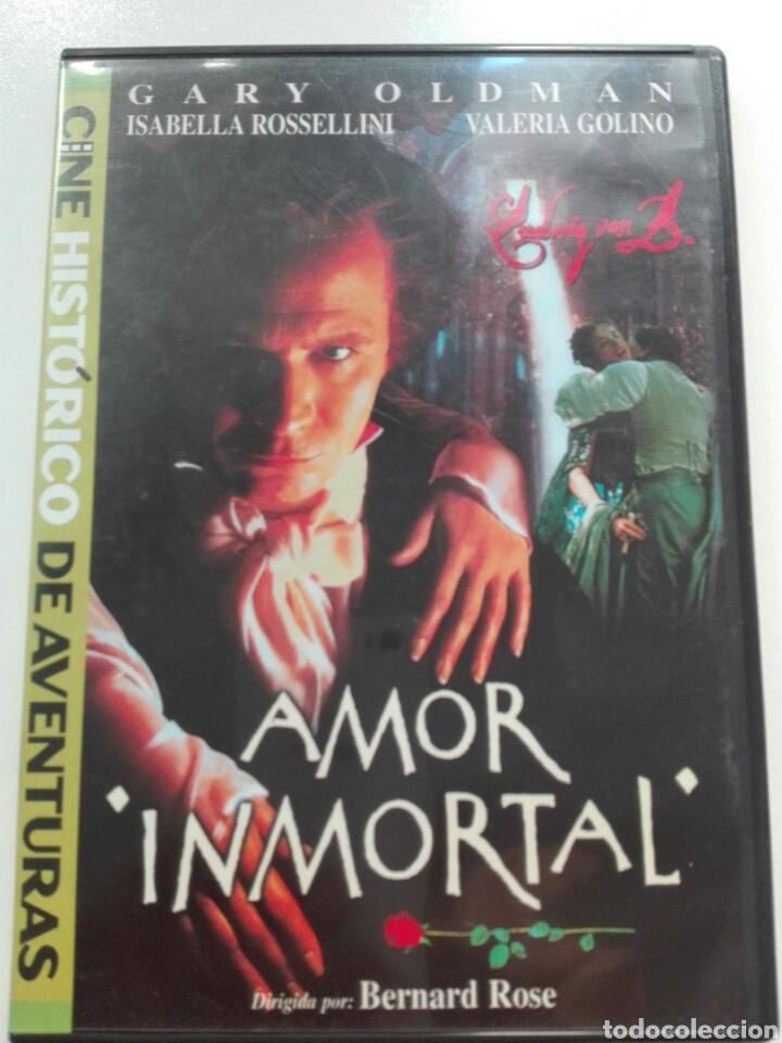 AMOR INMORTAL (Cine - Películas - DVD)
