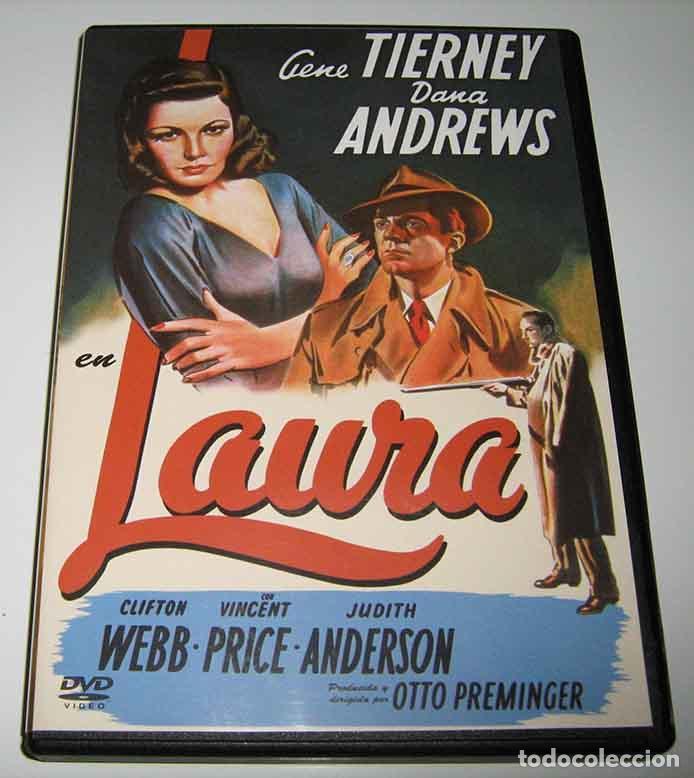 LAURA - OTTO PREMINGER - GENE TIERNEY Y DANA ANDREWS - DVD (Cine - Películas - DVD)