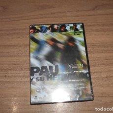 Cine: PAU Y SU HERMANO DVD NUEVA PRECINTADA. Lote 235175875