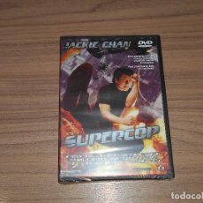 Cine: SUPERCOP EDICION ESPECIAL DVD LAUREN JACKIE CHAN MULTITUD DE EXTAS NUEVA PRECINTADA. Lote 148247301