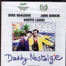 Cine: DADDY NOSTALGIE (BERTRAND TAVERNIER)- LA VISION MELANCÓLICA DE QUIEN VE QUE SE LE ACABA LA VIDA. Lote 99671203