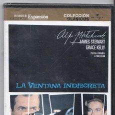 Cine: LA VENTANA INDISCRETA. ALFRED HITCHCOCK. JAMES STEWART, GRACE KELLY. Lote 128976772