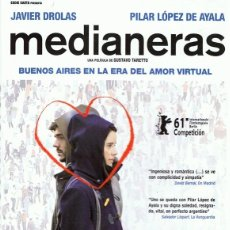Cine: DVD MEDIANERAS JAVIER DROLAS . Lote 99820531