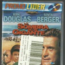 Cine: DVD CINE - LA SOMBRA DE UN GIGANTE - NUEVO CON EL PRECINTO ORIGINAL. Lote 99897639