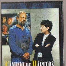 Cine: DVD CINE - CAMBIO DE HABITOS - NUEVO CON EL PRECINTO ORIGINAL . Lote 99898087