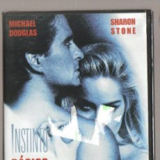 Cine: DVD CINE - INSTINTO BASICO - EDICION ESPECIAL DOBLE DISCO - NUEVO CON EL PRECINTO ORIGINAL . Lote 99926951