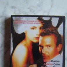 Cine: DVD REVENGE. KEVIN COSTNER, ANTHONY QUINN, MADELEINE STOWE. PRECINTADA, SIN ABRIR.. Lote 99986519