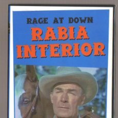 Cine: DVD CINE - RABIA INTERIOR - NUEVO CON EL PRECINTO ORIGINAL . Lote 100032371