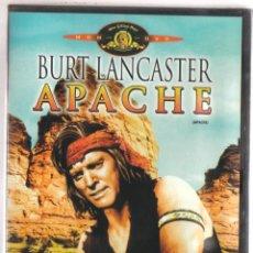 Cine: DVD CINE - APACHE - NUEVO CON EL PRECINTO ORIGINAL . Lote 100034075
