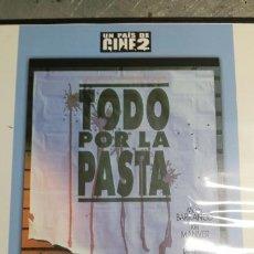 Cine: DVD TODO POR LA PASTA. Lote 56859436