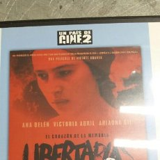 Cine: DVD LIBERTARIAS. Lote 56859460
