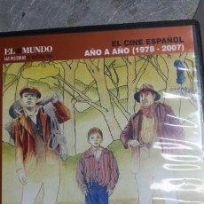 Cine: DVD EL BOSQUE ANIMADO. Lote 57314497