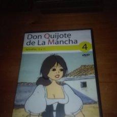 Cine: DON QUIJOTE DE LA MANCHA Nº 4. Lote 100130111