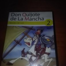 Cine: DON QUIJOTE DE LA MANCHA 2. . Lote 100130671