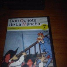Cine: DON QUIJOTE DE LA MANCHA. 7. Lote 100130963