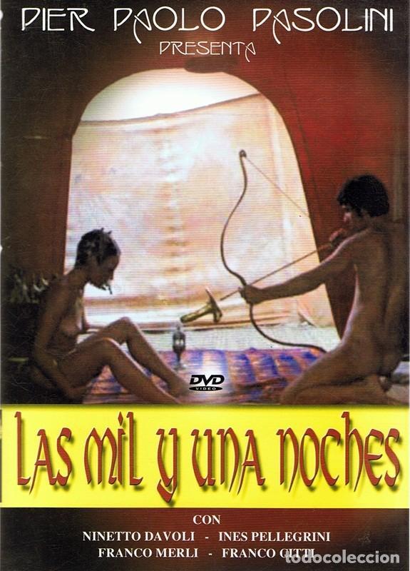 DVD LAS MIL Y UNA NOCHES FRANCO MERLI (Cine - Películas - DVD)