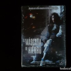 Cine: LA MASCARA DE HIERRO -RICHARD CHAMBERLAIN- DVD NUEVO PRECINTADO. Lote 100171947