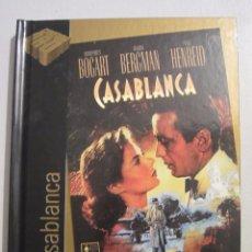 Cine: DVD CASABLANCA DVD LIBRO. Lote 100236143