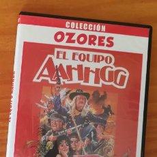 Cine: COLECCION OZORES, EL EQUIPO AAHHGG -DVD- ANTONIO OZORES, JUANITO NAVARRO, FEDRA LORENTE... SLIM CASE. Lote 108667430