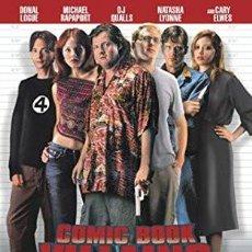 Cine: DVD COMIC BOOK VILLAINS (DVD USA). Lote 100427315