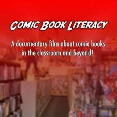 Cine: DVD COMIC BOOK LITERACY (DVD USA). Lote 100428091