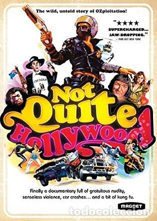 DVD NOT QUITE HOLLYWOOD (DVD USA) (Cine - Películas - DVD)