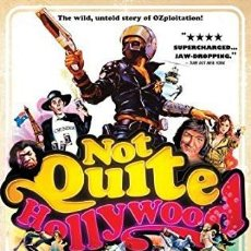 Cine: DVD NOT QUITE HOLLYWOOD (DVD USA). Lote 100428431