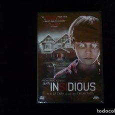 Cine: INSIDIOUS - DVD NUEVO PRECINTADO. Lote 171408439