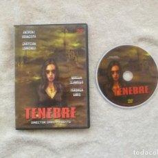 Cine: DVD TÉNEBRE. DARIO ARGENTO.. Lote 100545903