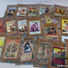 Cine: COLECCIÓN CINE DEL OESTE. 55 DVDS. Lote 100569823