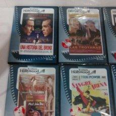 Cine: COLEECCIÓN ICONOS DE HOLLYWOOD. 33 DVDS. Lote 100572083