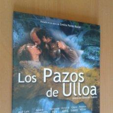 Cine: CINE DVD PELICULA SERIE LOS PAZOS DE ULLOA. Lote 100572479