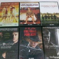 Cine: LOTE 22 PELICULAS DVD. Lote 100572511
