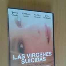 Cine: CINE DVD PELICULA LAS VIRGENES SUICIDAS. Lote 100572555