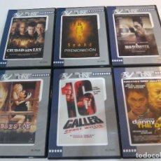 Cine: LOTE 12 DVDS. COLECCIÓN: FIN DE SEMANA DE CINE. Lote 100573403