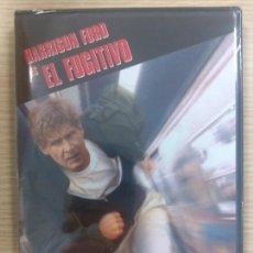 Cine: EL FUGITIVO. DVD NUEVO, SIN ESTRENAR. Lote 100573763