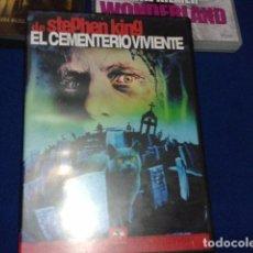 Cine: EL CEMENTERIO VIVIENTE DE STEPHEN KING CINE TERROR DEL 2002. Lote 100573803